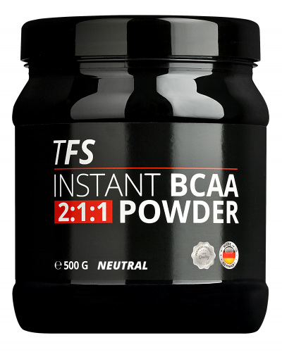 TFS Labs Instant 100% BCAA Powder- 500g - neutral