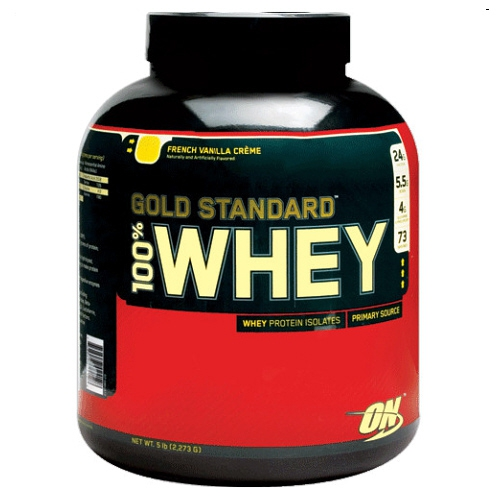 Optimum Nutrition Whey Protein Gold Standard, 2270g
