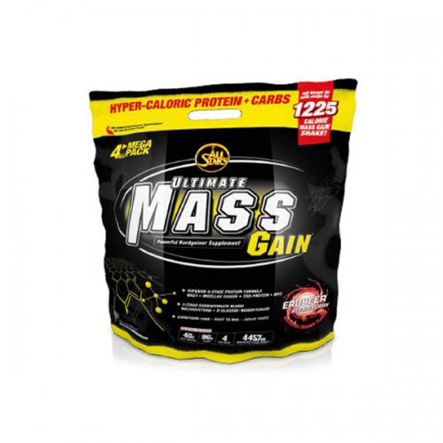 All Stars Ultimate Mass Gain 4kg Beutel