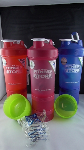 The Fitness Store Blender Bottle ProStak, 650ml