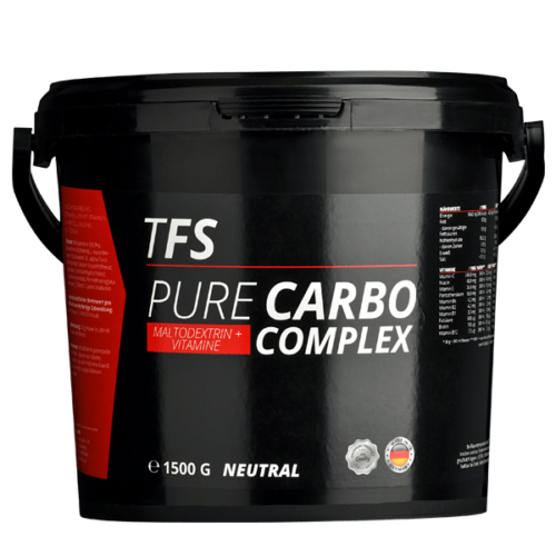 The Fitness Store Pure Carbo Complex, 1,5kg