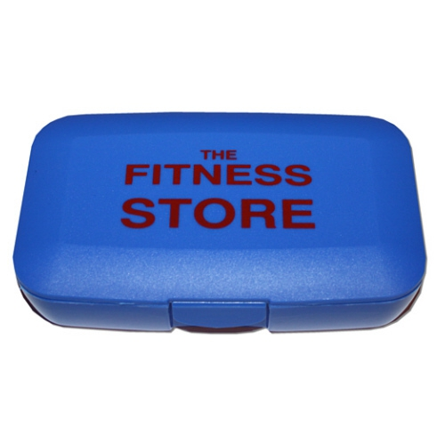The Fitness Store Pillenbox