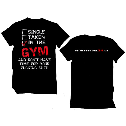 The Fitness Store Männer-Shirt