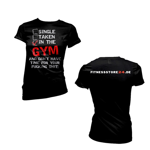 The Fitness Store Lady-Shirt