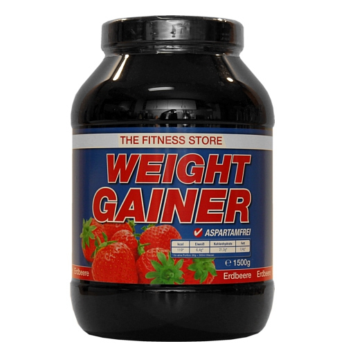 The Fitness Store Weight Gainer 1,35kg