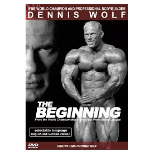 Denis Wolf: The Beginning - DVD