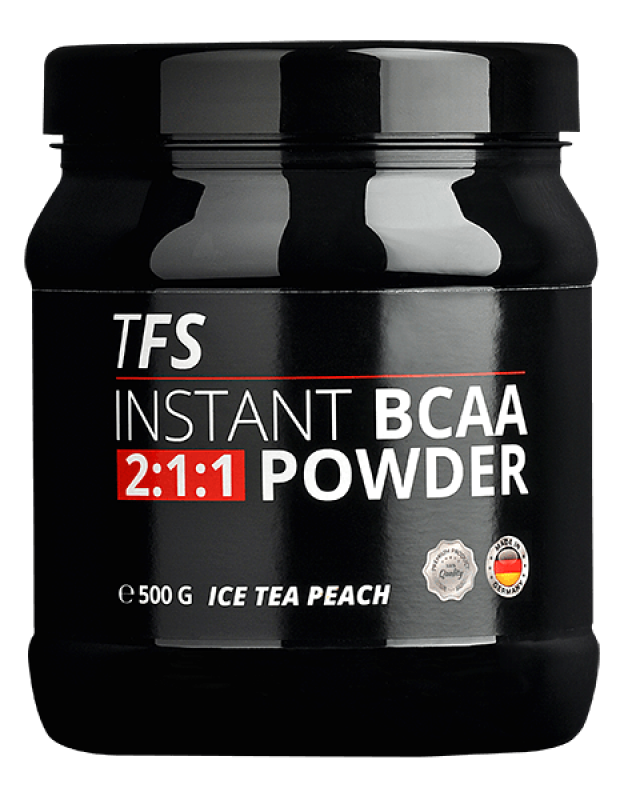 TFS Labs Instant BCAA Powder- 500g