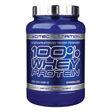 Scitec Nutrition Whey Protein, 920g Dose