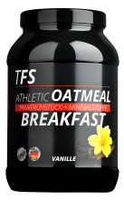 The Fitness Store Oatmeal Breakfast 1kg Dose