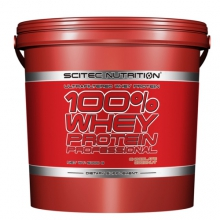 Scitec Nutrition Whey Protein Professional, 5000g