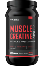 Body Attack Muscle Creatine (Creapure), 1kg
