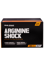 Body Attack Arginine Shock - 180 Caps
