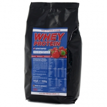The Fitness Store Whey-Protein, 500g Beutel