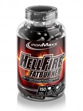 IronMaxx Hellfire® Fatburner Tricaps®-150 Tricaps®