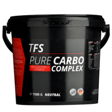 TFS Labs Pure Carbo Complex, 1,5kg