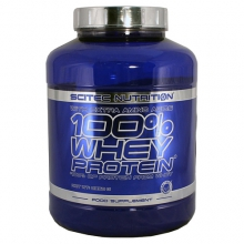 Scitec Nutrition Whey Protein, 2350g Dose