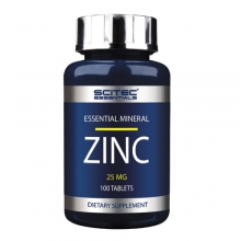 Scitec Nutrition Essentials Zinc, 100 Tabletten