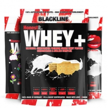 BlackLine 2.0 - Honest Whey - 1.000g