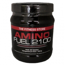 The Fitness Store Amino 2100, 325 Tabletten