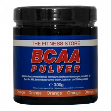 The Fitness Store BCAA Pulver, 300g