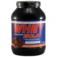 The Fitness Store Whey Isolat 750g