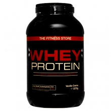 The Fitness Store Whey-Protein, 2,27kg, Whey, Protein