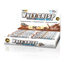All Stars Whey Crisp Protein Bar 50g